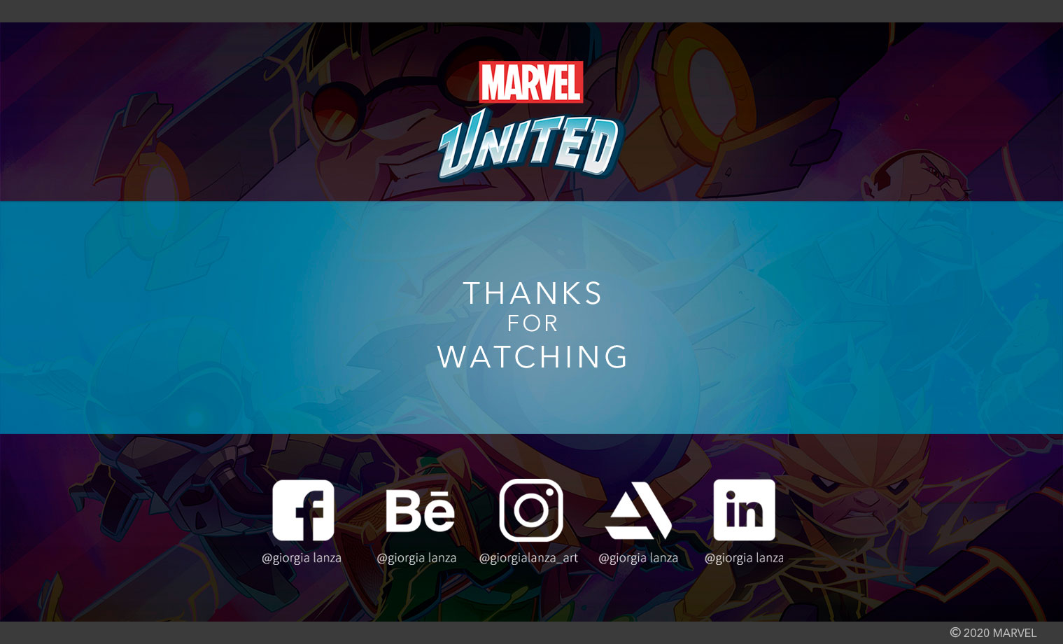 Marvel United_Giorgia Lanza