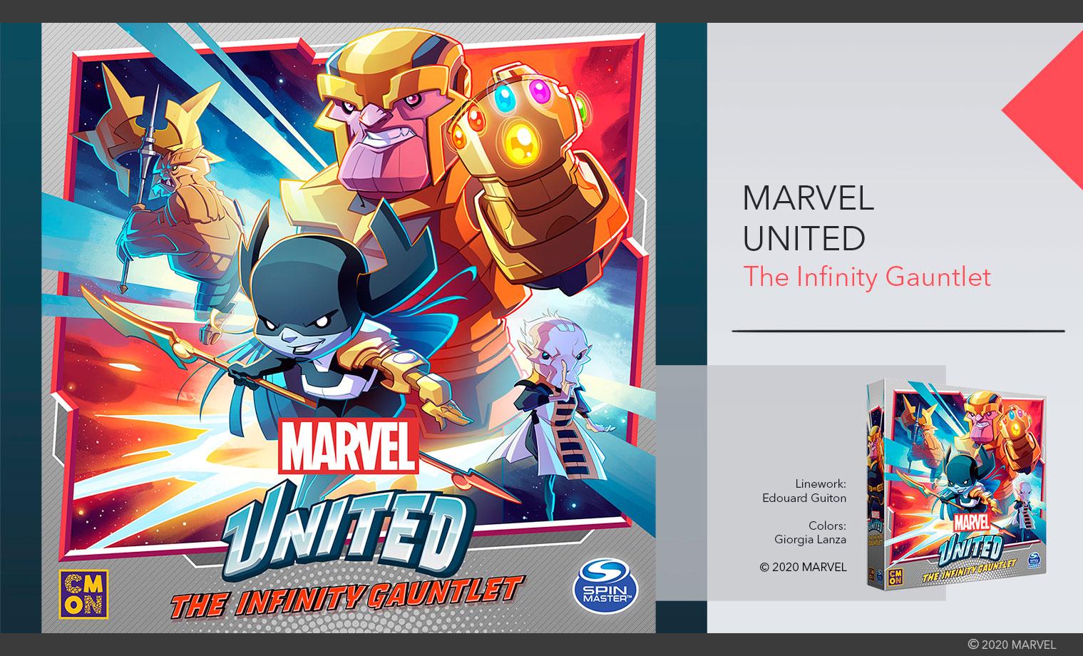 Marvel United-Giorgia Lanza